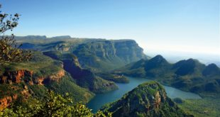 Blick in den Blyde River Canyon