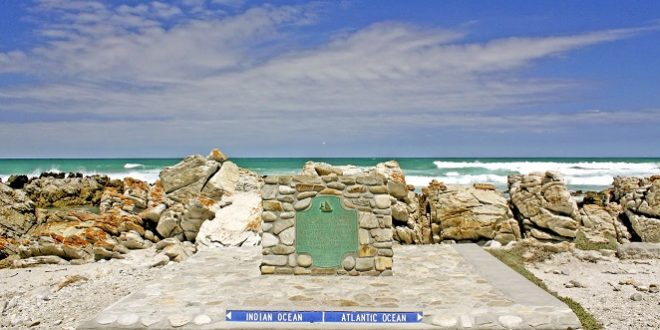 Cape im Agulhas Nationalpark